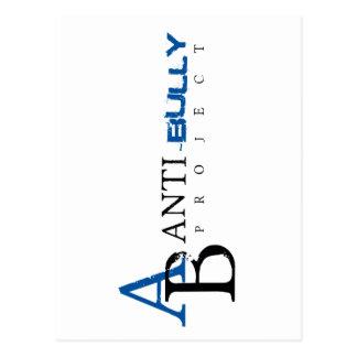 Anti-Bully Project Postcard