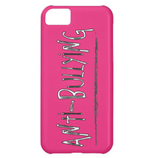Anti-Bullying iPhone 5C Cover