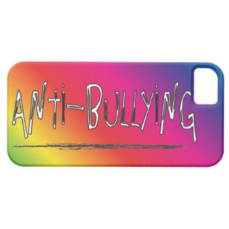 Anti-Bullying iPhone 5 Covers