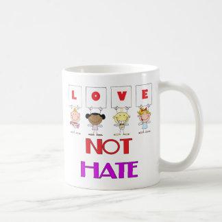 Anti-Bullying Classic White Coffee Mug
