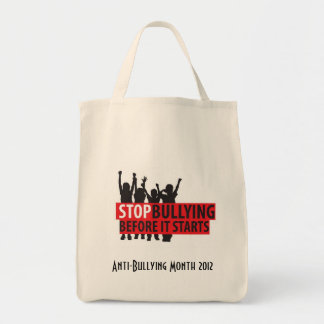 Anti-Bullying Grocery Bag