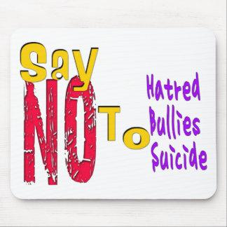 Anti-Bullying Mouse Pad