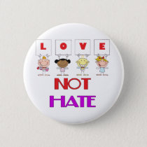 Anti-Bullying Pinback Button