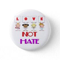 Anti-Bullying Pinback Button