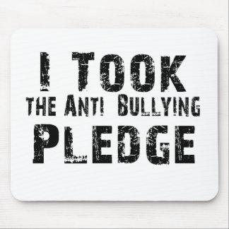 Anti Bullying Pledge Mouse Pad