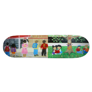 Anti-Bullying Skateboard