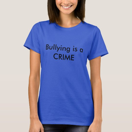Anti-Bullying T-Shirt