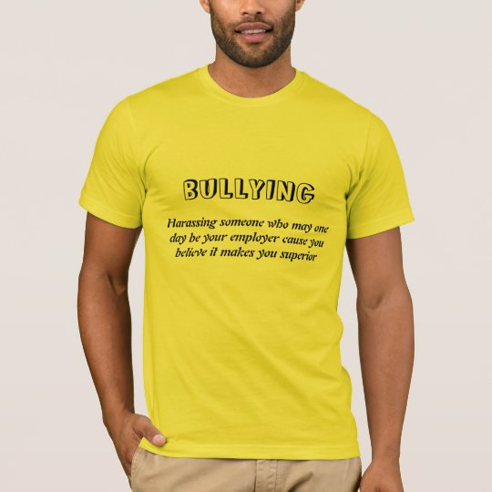 ANTI-BULLYING T-Shirt