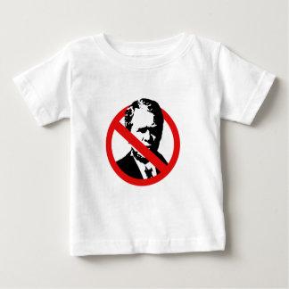 Anti-Bush (2) T-shirt
