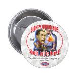 Anti Bush Empty Warhead Pinback Button