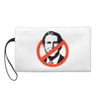 ANTI-BUSH WRISTLET CLUTCHES