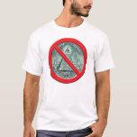 Anti - camiseta de Illuminati