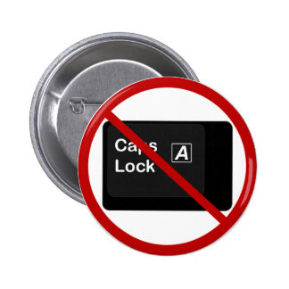 Anti Caps Lock Button