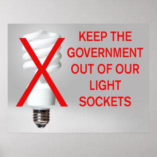Anti-CFL Poster