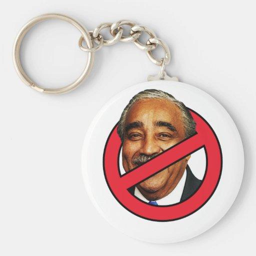 Anti Charlies Rangel Keychain