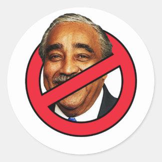 Anti Charlies Rangel Sticker