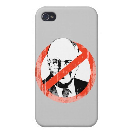 ANTI-CHENEY Faded.png iPhone 4 Carcasas