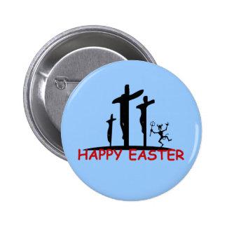 Anti christian pinback buttons
