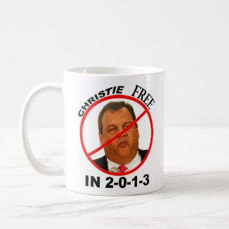 Anti Christie Coffee Mug