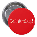 Anti Christmas Buttons