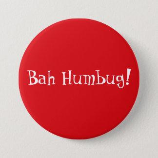 Anti Christmas Pinback Button