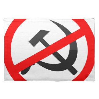 Anti-Communism Placemat