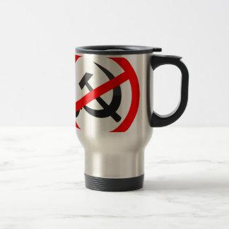 Anti-Communism Travel Mug