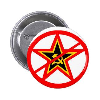 anti-communist pinback buttons