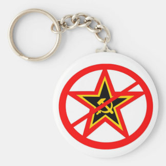 anti-communist keychain