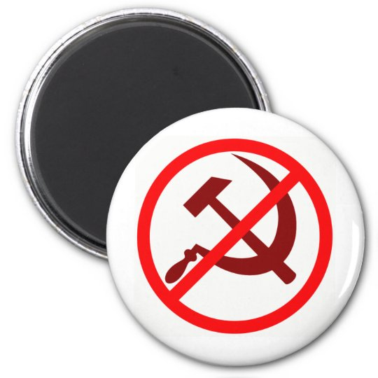 Anti-Communist Magnet
