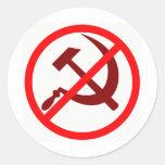 Anti-Communist Stickers