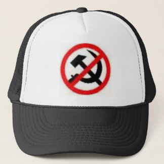 Anti-Communist Trucker Hat