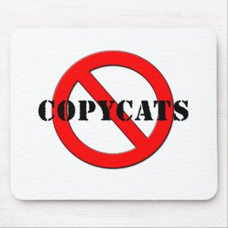 Anti Copycats Mouse Pad