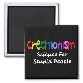 Anti-Creacionismo Imán Cuadrado