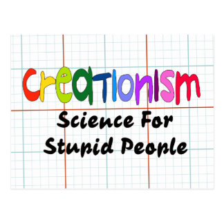 Anti-Creacionismo Tarjetas Postales