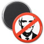 ANTI-CRIST: Engranaje de Anti-Charlie Crist Imán Para Frigorífico