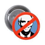 ANTI-CRIST: Engranaje de Anti-Charlie Crist Pins