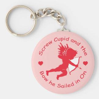 Anti Cupid Gear Keychains