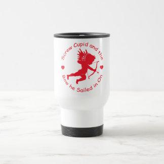 Anti Cupid Gear Travel Mug