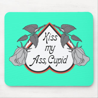Anti-Cupid Gifts Mouse Pad