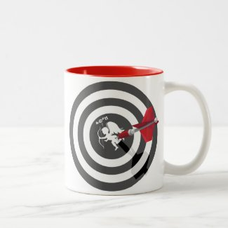 Anti Cupid Mugs