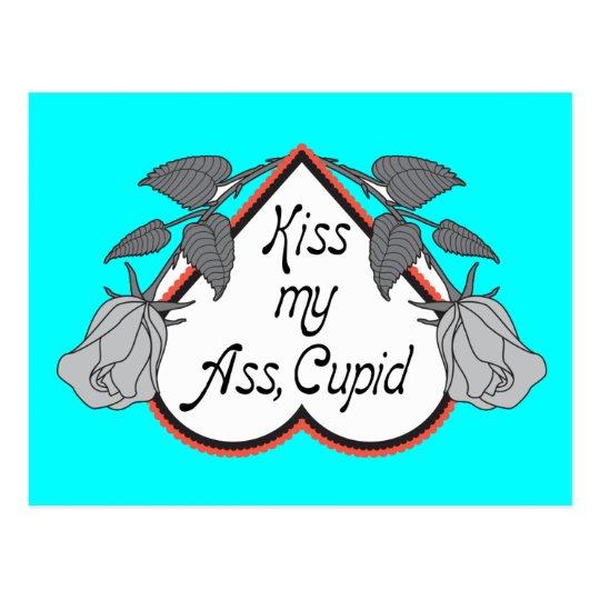 Anti-Cupid Postcard