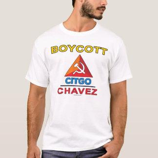 "Anti Democrat ""Boycott Citgo & Chavez"" T-shirt"
