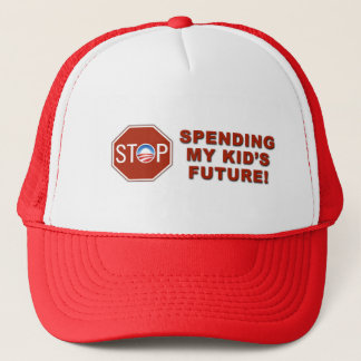 "anti Democrat ""Stop Spending s Future"" Hat"