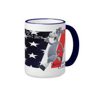 Anti Democratic Version Stars and Stripes Mug