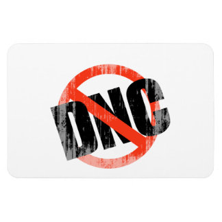 Anti-DNC Faded png Vinyl Magnet