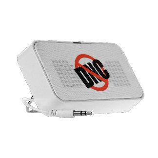 Anti-DNC Laptop Altavoz
