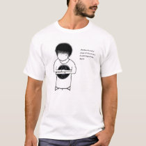 Anti-Domestic Violence Men's Apparel T-Shirt