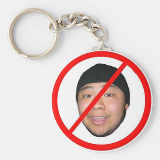 Anti-Don Le Keychain Llavero Redondo Tipo Pin