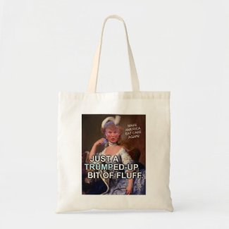 Anti Donald Trump Marie Antoinette 2016 Election Tote Bag